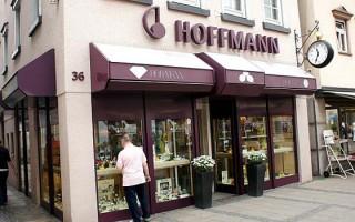 Hoffmann Optik, Uhren, Schmuck