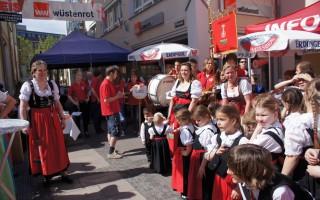 Kindermaibaumfest 2012