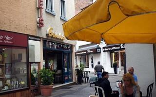 Eiscafé Gamba